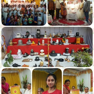 Shivling Making Competition and Prize Distribution