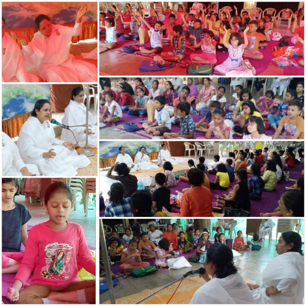घाटकोपर सब ज़ोन द्वारा समर कैम्प 7 मई से 9 मई सुबह 10 से 1बजे तक आयोजित किया